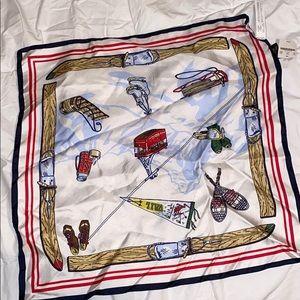 J.Crew silk scarf
